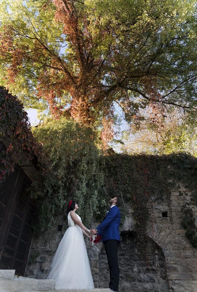Toamnă boemă în Veliko Tarnovo